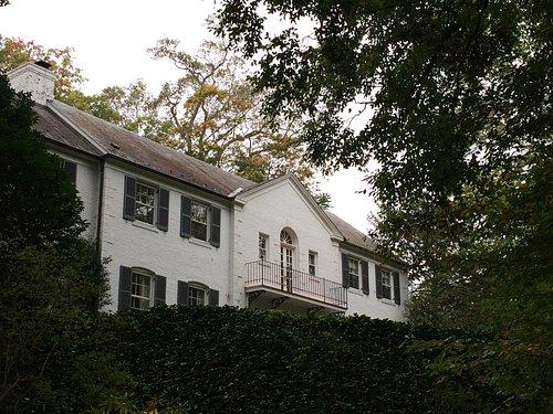 house at Tenleytown