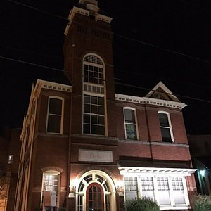 The old City Hall / Fire House in Salisbury