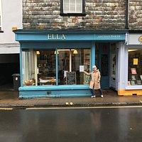 Ella, artisan baker