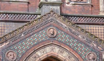 The Wedgwood Institute.  Magnificent!