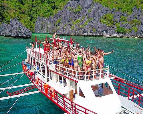 El Nido Party Boat!