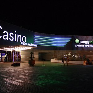 Casino Mediterráneo Alicante, en pleno puerto deportivo