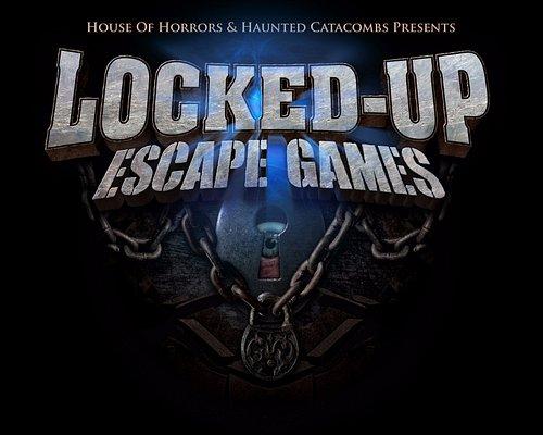 Locked Up Escape Games - Buffalo's #1 Live Action Escape Room Adventures!