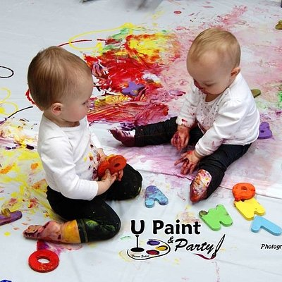 Babys First U Paint & Party!