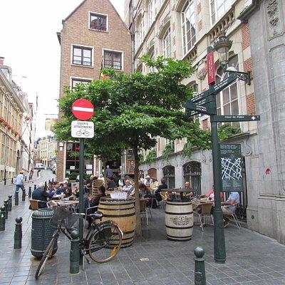 Cervejas em média de 4 Euros