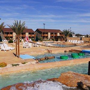 3-Acre Water Park: Wave Pool, Lazy River, Slides, Full-Bar