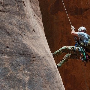 Ashdot Rapelling Adventures brings the equipment to your location.