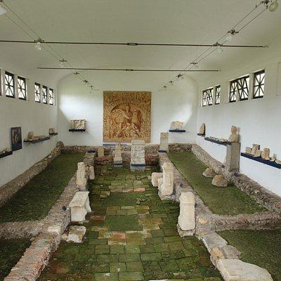 Mysterious Mithras Shrines