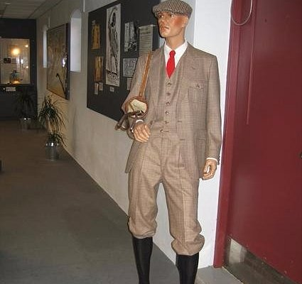 Svenska Golfmuseet. Foto: Landskrona stad.