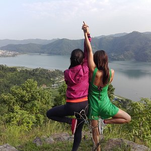 Love these pictures........with yoga posers,nature and good energy....