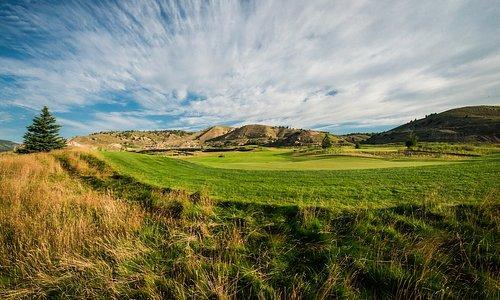 Old Works Golf Course, Anaconda, Montana