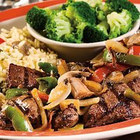 Smothered Sirloin Tips