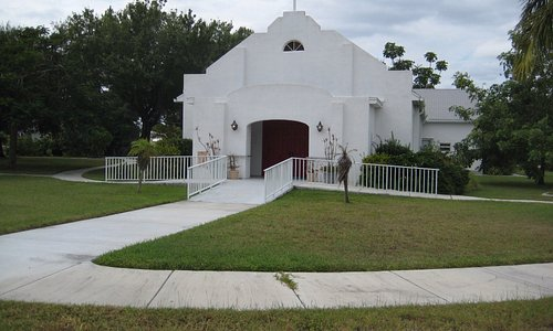 ST. RAPHAEL'S CHURCH: 5601 WILLIAMS DR  The Episcopal Church is the oldest church building on th