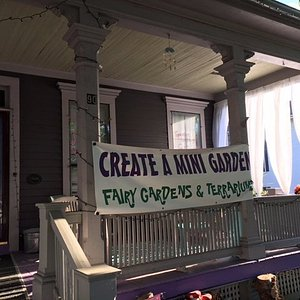 Our summer porch awaits you!
