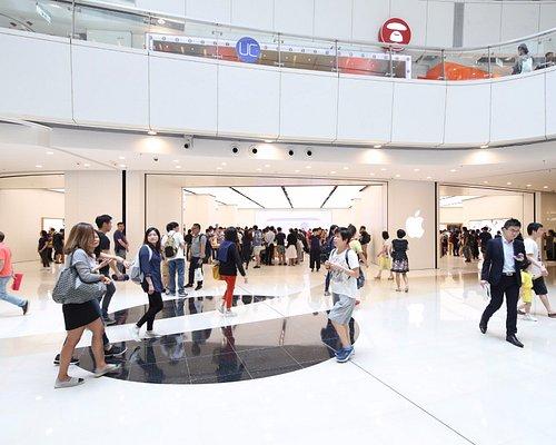 Apple apm Hong Kong