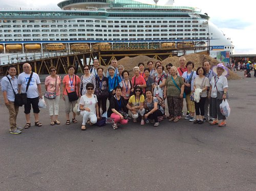 Group Excursion from Cruise Ship with Hue Private Excursion Company