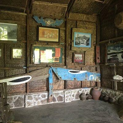 Fishermen's house