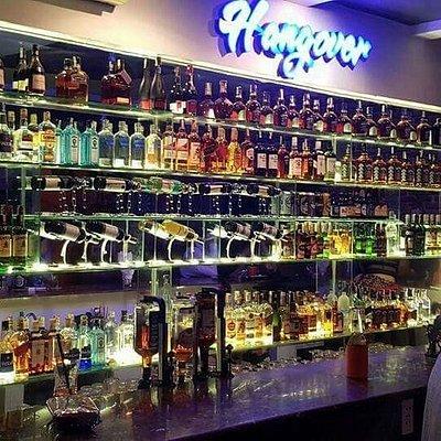 Hangover Bar best stocked in Vung Tau