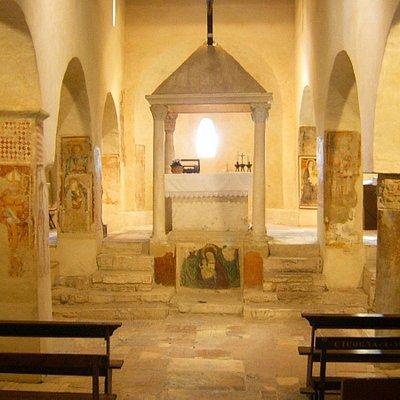 Interni Santa Pudenziana