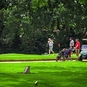 Hendon Golf Club Tee Off