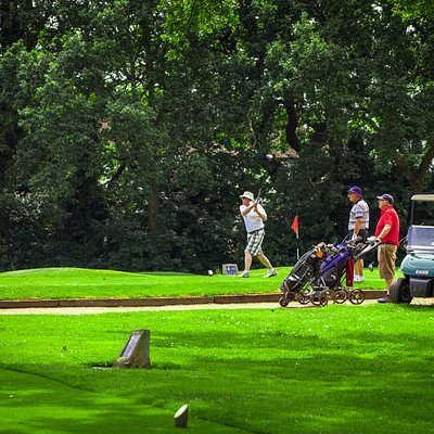 Hendon Golf Club Tee Off