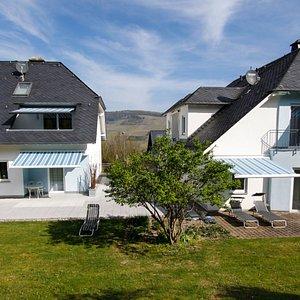 Feriendomizil & Weingut Roussel in Bernkastel-Kues Andel an der Mosel