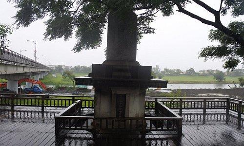 徳政碑の本体