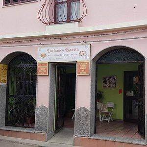 Luciano e Rosetta  pasta fresca  e  dolci sardi