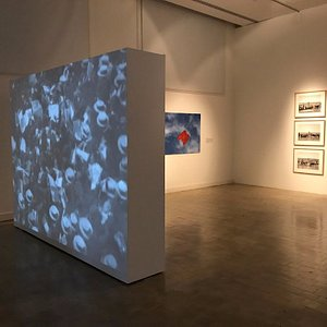 Salas del centro de Arte Contemporaneo