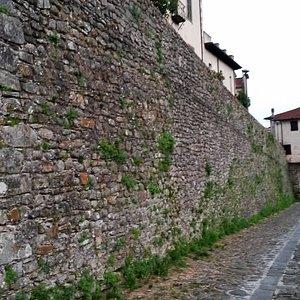 Mura di cinta della città