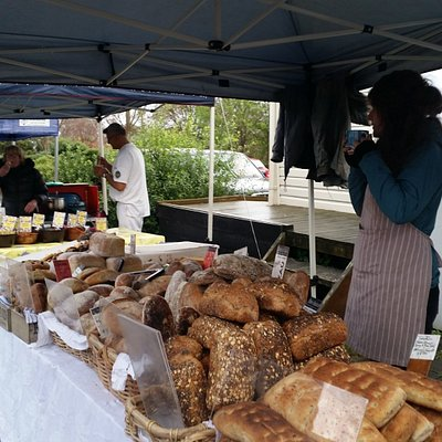 The Bread Stall