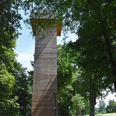 Turm auf der Schillerhöhe