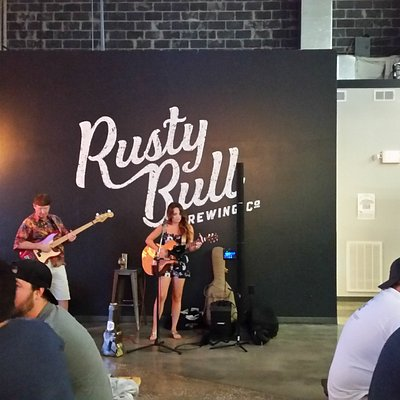 Rusty Bull Brewing Co.