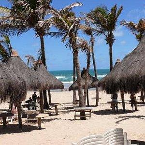 Passeio Praia do Futuro - Tinoco Turismo.