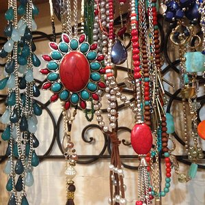Striking necklaces that need a new home