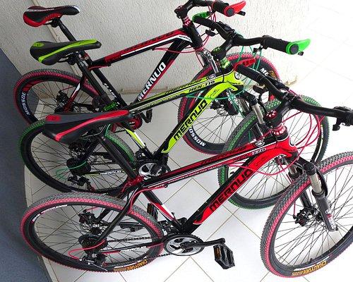 Прокатные велосипеды / Bikes for rent