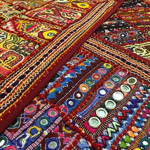 The beauty of Rajasthan lies in abundant traditional crafts making skills.