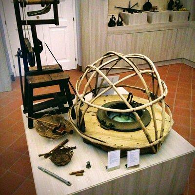 Museo Etnoantropologico Venerando Bruno_interno