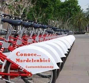 La mejor manera de Recorrer la Ciudad es en bicicleta