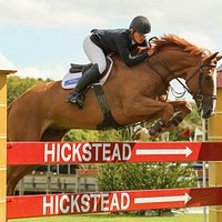 Show jumping is the real attraction