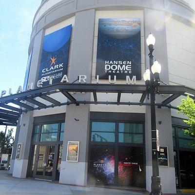 Clark Planetarium, Salt Lake City, Utah