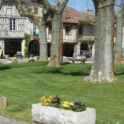 place de Fources