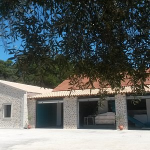 Mar out is family museum and modern olive oil press ,open 8am till 8pm