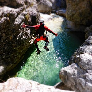 Canyoning every Weekend