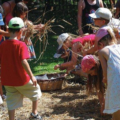 Atelier les petits paysans - Forges de Pyrène