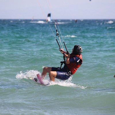 Aprende kitesurf con facilidad y seguridad !!!