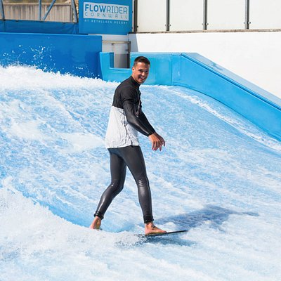 Surf the perfect wave every day of the year on Cornwall's only FlowRider