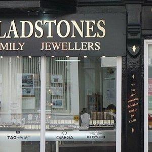 Gladstones the Jewellers