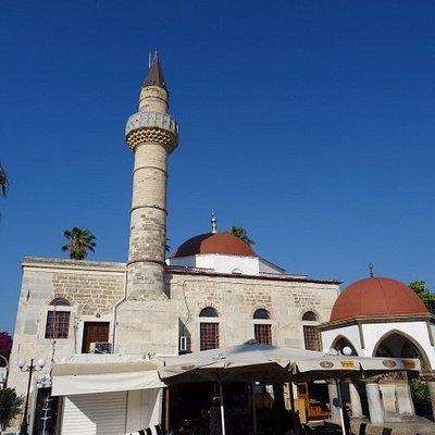Defterdar Mosque, июнь 2017 года...