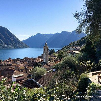Greenway del Lago di Como - Tratto di Sala Comacina